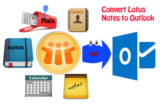 how to change lotus notes mail server