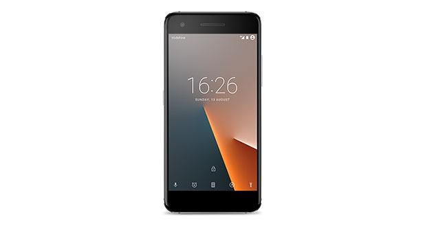 Vodafone Smart V8 With 7.1 Nougat Os