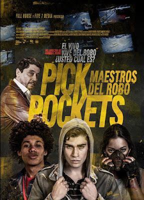 Pickpockets 2018 Custom HD Latino 5.1