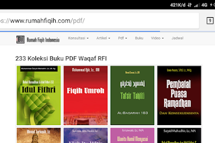 Wakaf Buku-buku Islam