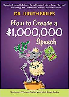 How to Create a $1,000,000 Speech