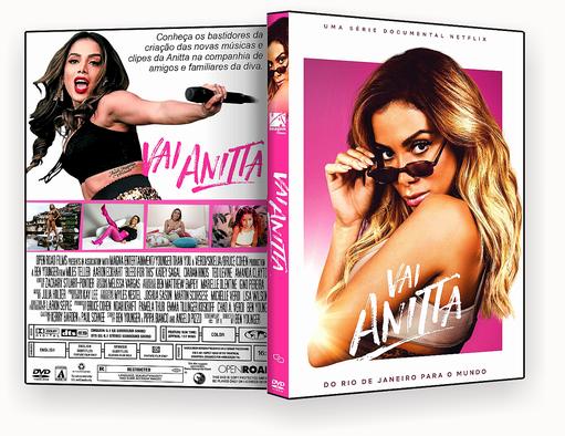 CAPA DVD – Vai Anitta – ISO