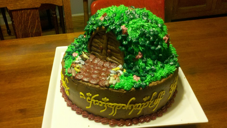 Whats So Trendy About Lord Of The Rings Birthday Cake That Everyone
