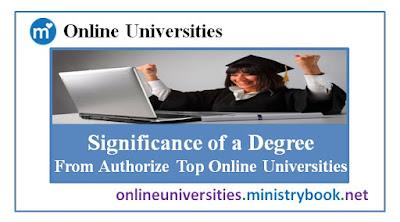 Authorize Top Online Universities