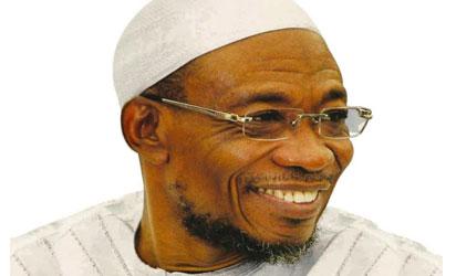 Governor Ogbeni Rauf Aregbesola of Osun state