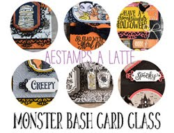 Monster Bash PDF Card Class