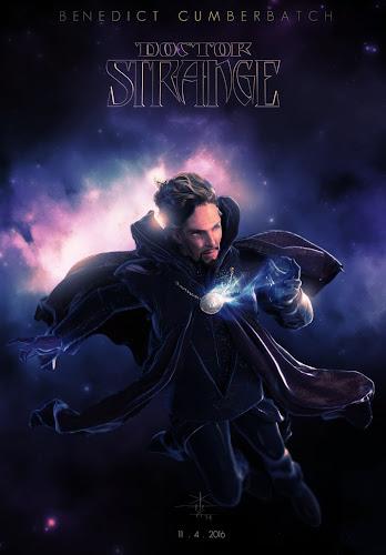 Doctor Strange ดร.สเตรนจ์ ฮีโร่พลังเวทย์