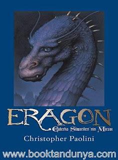 Christopher Paolini - Miras Döngüsü #1 Eragon - Ejderha Süvarilerinin Mirası