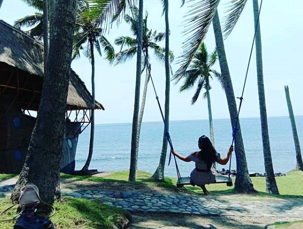 jasri beach, bali, indonesia