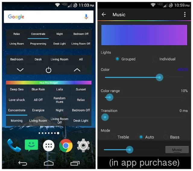 hue pro for android full