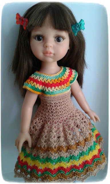 КуклаPaolaReina
