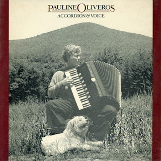 Pauline Oliveros, Accordion and Voice