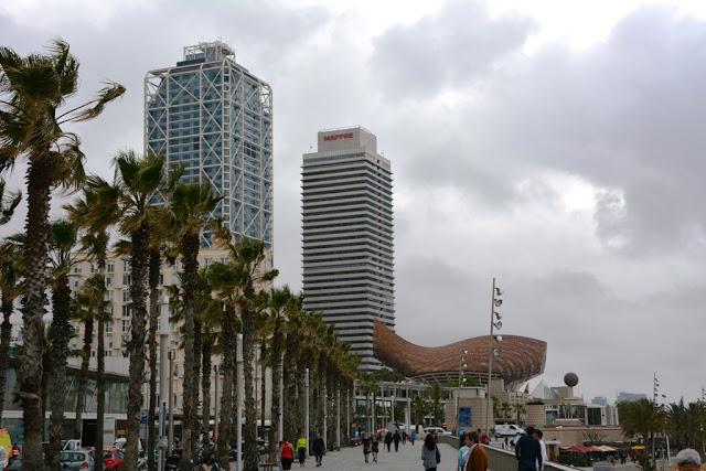 Platja de Barceloneta Barcelona