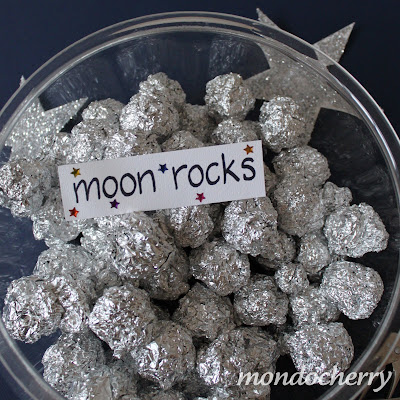 How To Make Moon Rocks Craft