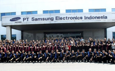 Lowongan Kerja PT. Samsung Electronics Indonesia (SEIN) Jobs: Area Sales Manager, CE Sales, Mid Entry Account Manager, Media Planner, Etc.