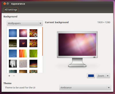 Ubuntu Oneiric Changes
