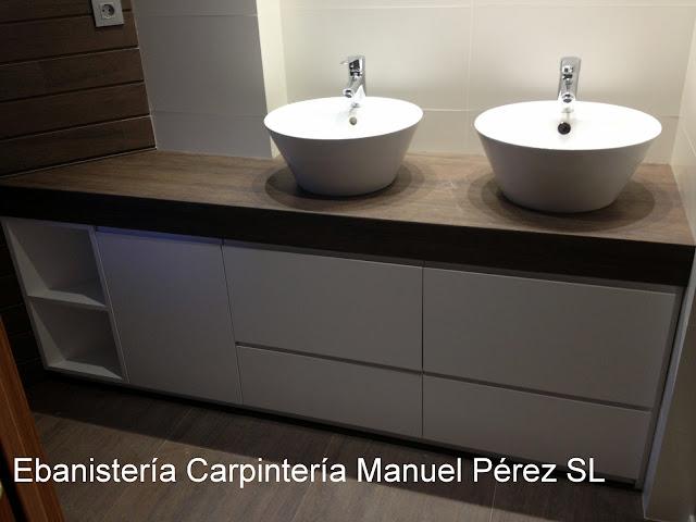EBANISTERIA CARPINTERIA MANUEL PEREZ ( Zaragoza ): Mueble ...