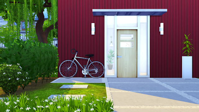 Sims 4 Bicycle
