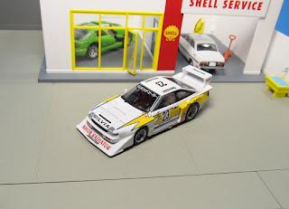 tlv Nissan Silvia