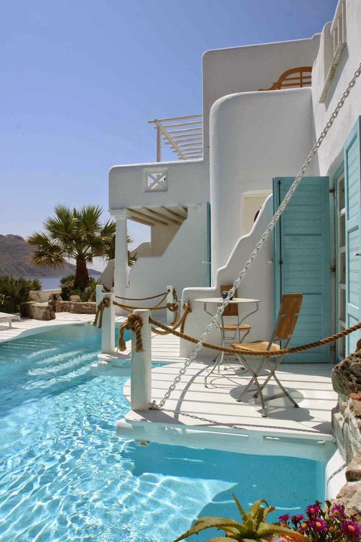 10 Hottest Summer Destinations In Europe   Kivotos Hotel, Mykonos - Greece