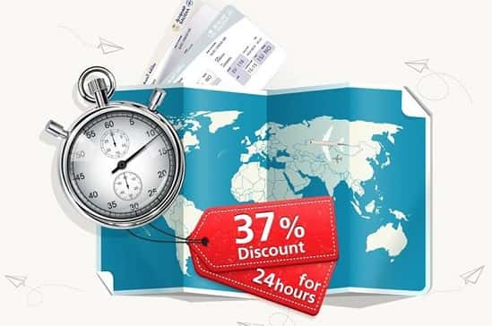 37% ON SAUDIA AIRLINES INTERNATIONAL FLIGHTS