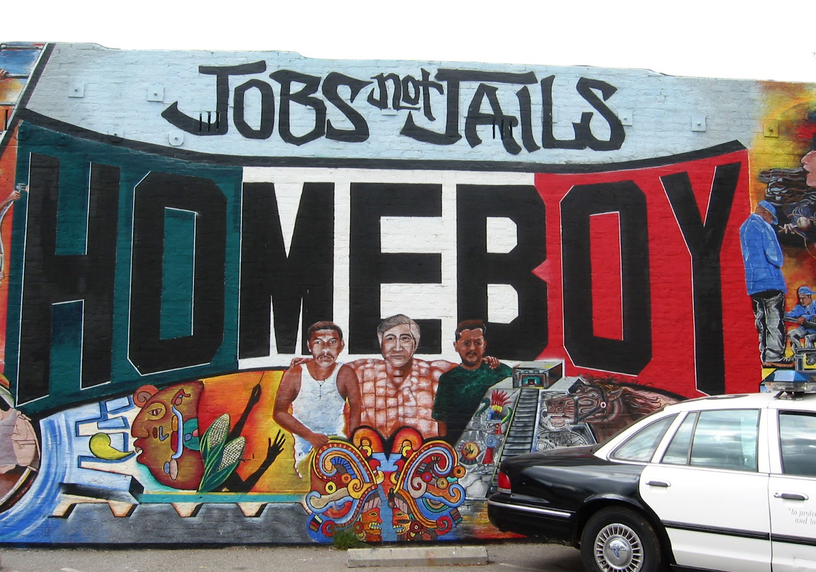 Homeboy Quotes: Ratio Juris: Cultivating Hope & Compassion At Homeboy