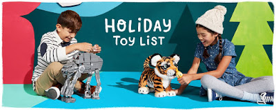 Amazon Christmas Holiday Toy List Gifts