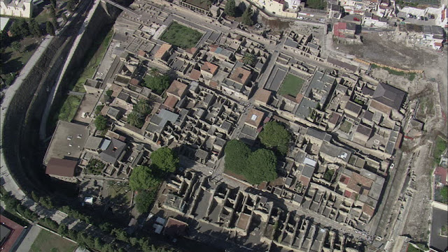 New developments at Herculaneum