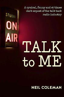 Cover: Talk to Me by Neil Coleman