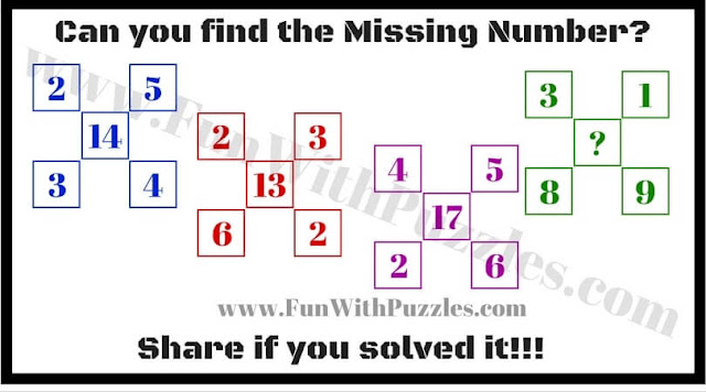Easy Maths Brain Teaser