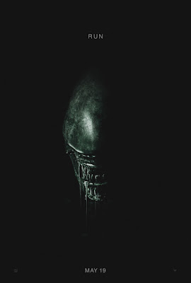 Alien Covenant Teaser Poster