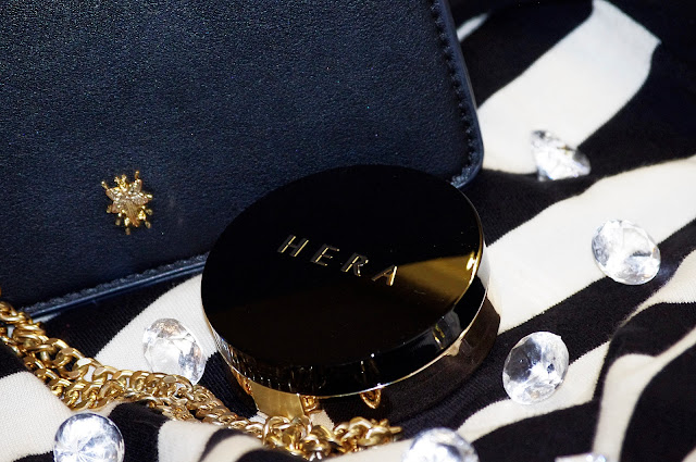 Hera Black Cushion