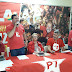 PT-MT lança candidatura de Lula à presidência
