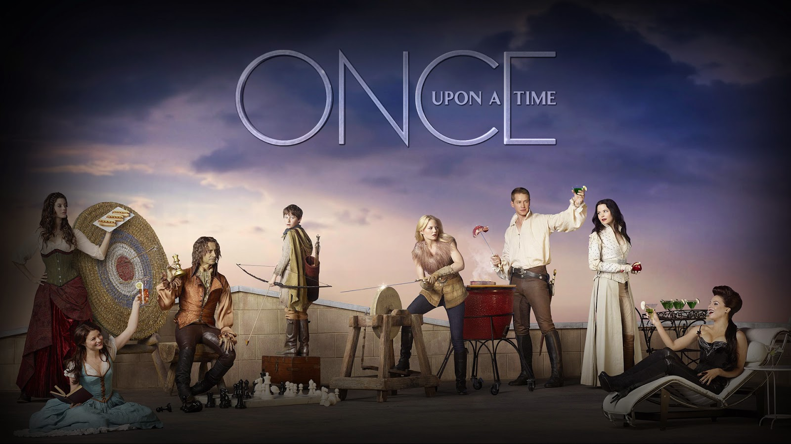Promonauta Once Upon a Time