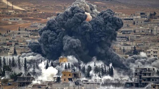 Siria a ONU: Pongan fin a los 'crímenes de guerra' de la coalición