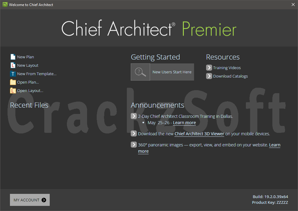 Chief Architect Premier X9 V19 2 0 39 X64 Crackzsoft
