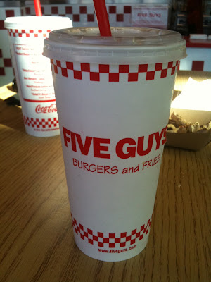 Is Five Guys Better Than In and Out?