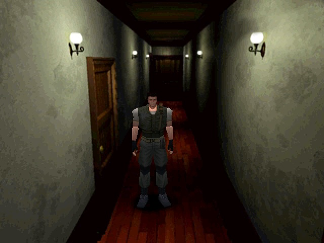 Resident Evil 1 PC Free Download Gameplay 1
