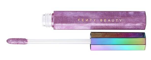 Paillettes pour les lèvres Cosmic Gloss de Fenty Beauty