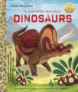 little golden book dinosaurs