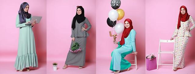LANAFIRA.COM Butik Fesyen Online Muslimah