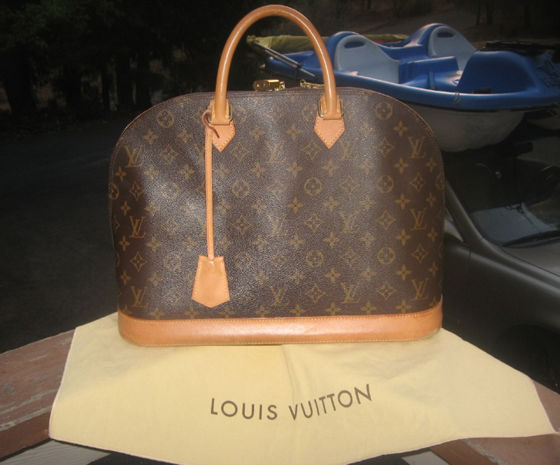 0269200cd7d8 Louis Vuitton Multicolore Alma Mm