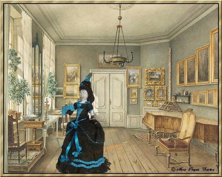 Mode en 1860