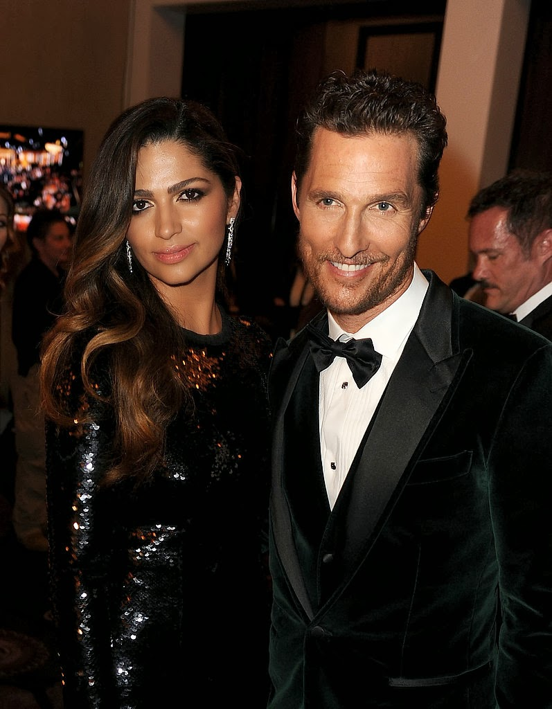 Will Matthew mcconaughey and camila alves consider, that