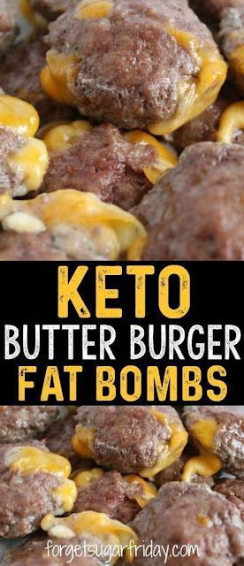 Keto Butter Burgers