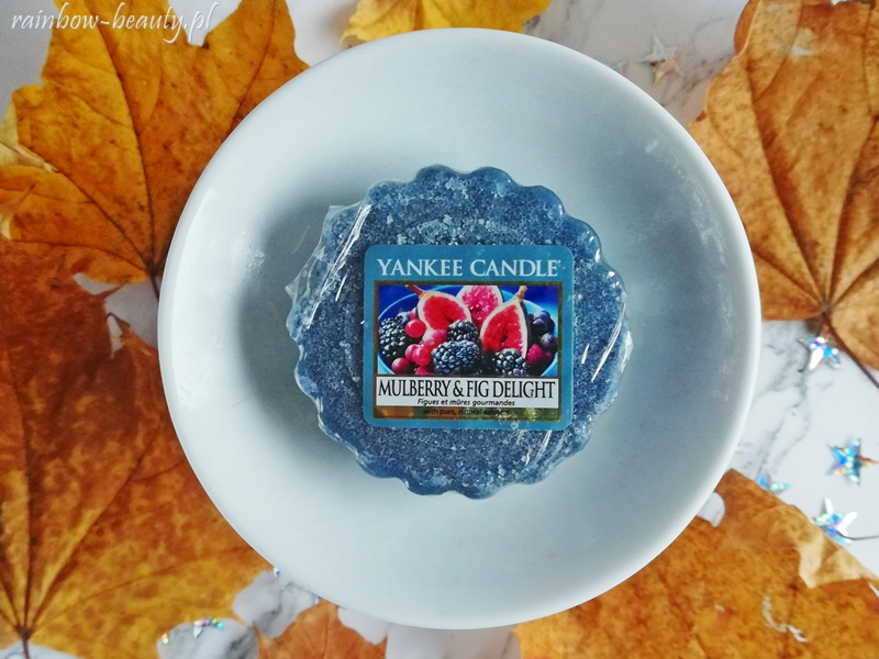 Mulberry & Fig Delight - Yankee Candle