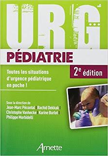 Urg' pédiatrie: Toutes les situations d'urgence pédiatrique en poche 51C2LAuUCFL._SX344_BO1%252C204%252C203%252C200_