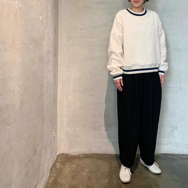 KLOKE【クローク】Scene shearling pullover◆八十八/丸亀・香川県エイティエイト