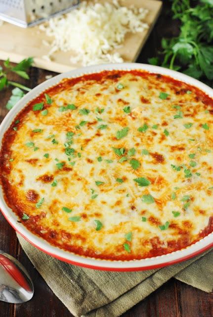 Meatball Parmesan Recipe image