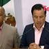 Video: Enojado gobernador de Veracruz rompe con el Poder Judicial por caso Bermudez